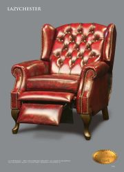 Chesterfield Sessel Lazychester