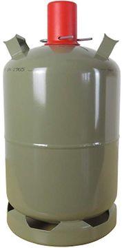 Gasflasche 11kg grau