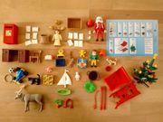 Playmobil 4161 Adventskalender Weihnachts-Postamt 2010