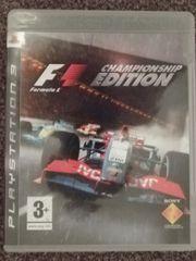 PS3 Formula 1 F1 Championship