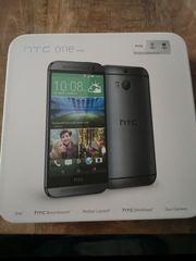 HTC One M8 Grau mit