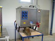 Fango-Rührwerk Stolzenberg mit V2A-Kessel Gebrauchtgeräte-GARANTIE