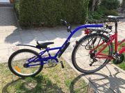Fahrrad Nachläufer - Trailer - Co-Pilot Marke