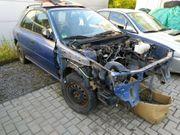 Schlachtfest Subaru Impreza Sportkombi GF8