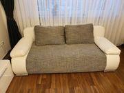 2 5 Sofa mit Bett