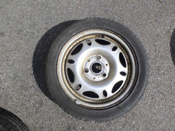 Verschenke 4 SMART Reifen auf