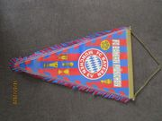 F C Bayern München Wimpel