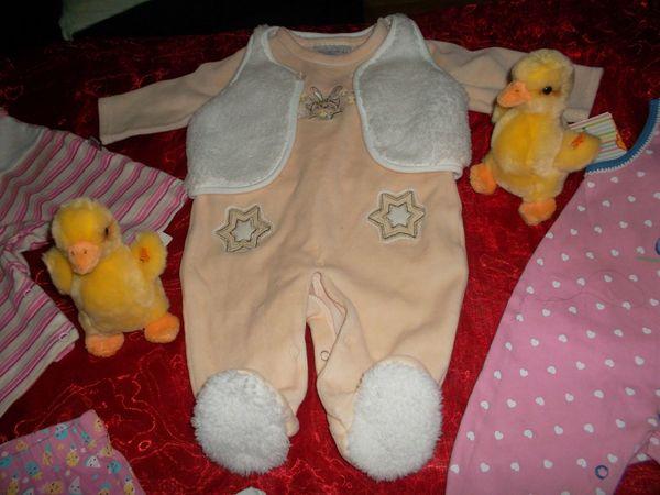 neu 7 teiliges babyset paket
