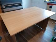 Grosser Schreibtisch zu verschenken 76229 Baden-Württemberg