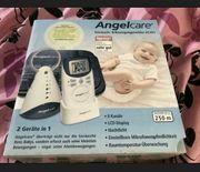 Geräusch- Gewegungsmelder AC401 Angelcare 2