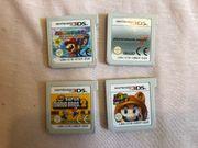 Nintendo 3DS Spiele Mario Kart