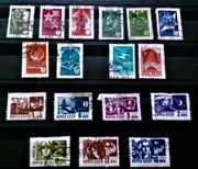 Briefmarken Russland