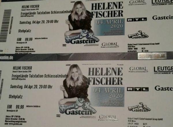 Helene Fischer in Bad Hofgastein