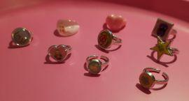 Schmuck, Brillen, Edelmetalle - Ringe für Mädchen