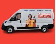 Miet LKW Hannover Transporter Verleih