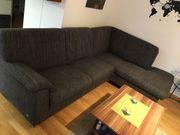 Himolla Designer- Couch Sofa Wohnlandschaft