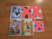 Wii Spiele Auswahl