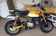 Honda monkey 125 mit ABS
