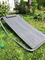 Sonnenliege Gartenstuhl 200cm x 130cm