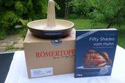 Lafer s Geflügel-Röster-Römertopf und Sexy-Kochbuch