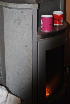 Bild 4 - Gebrauchte Kaminofen mit Speckstein der - Parkstein