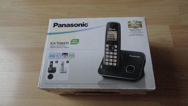 Schnurloses Telefon Pansonic KX-TG6611G