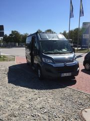 Wohnmobil Kastenwagen Pössl 2win plus