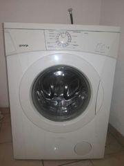 Gorenje waschmaschine Wa61121