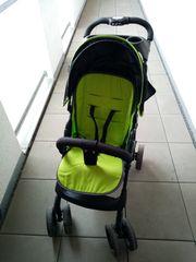 Knorr-Baby Sportwagen v-easy fold lime