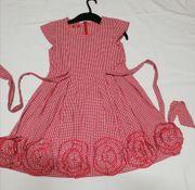 Mädchen Kleid gr 140