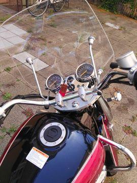 Bild 4 - Motorrad - Karlsruhe Weiherfeld-Dammerstock