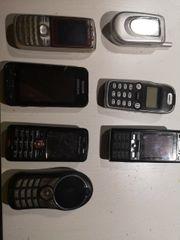 Alte Handys Defekt