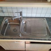 Küchenschränke incl NEFF- Einbaukühlschrank