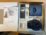 ISDN SchnurlosTelefon ASCOM Eurit 535