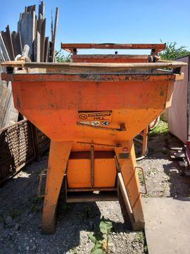 Sonstiges Material für den Hausbau - Betonkübel Krankübel Für Mobilkran Baukran