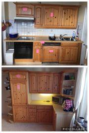 Küche 2-Teilig