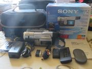 Sony DCR-TRV110E Camcorder mit LCD-Monitor