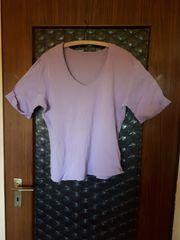 T-Shirt Gr 48 flieder