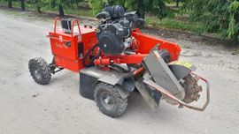 Sonstige Nutzfahrzeuge - VERMEER SC252 Baumstumpffräse