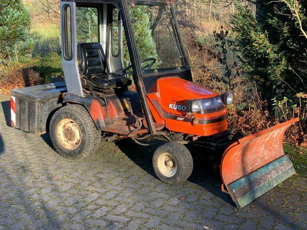 Kubota Traktor GT 750