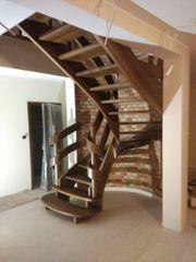 Treppen Holztreppen Massivholzpteppen