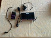 Verkaufe Funksystem für Steirische Harmonika
