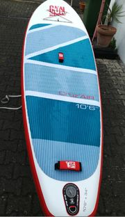 Stand Up Paddel Airboard aus