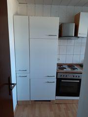 Küchenmöbel für Bastler Herd Kühlschrank