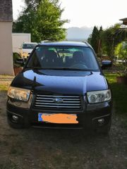 Subaru Forester allrad