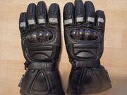 Motorrad Handschuhe Gr 8 groß