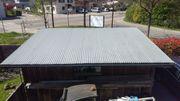 Wellblechdach Dach