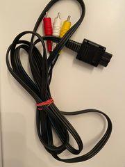 Nintendo 64 Cinch Kabel