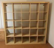 Ikea Expedit Kallax Raumteiler mit