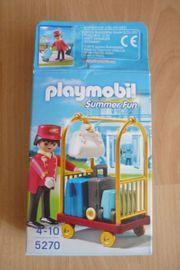 Playmobil Nr 5270 Gepäckservice